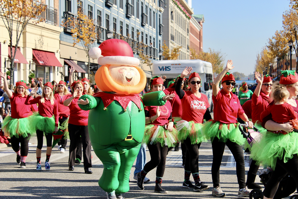 Central Christmas Parade 2019 Coliseum Central   The Center Of It All   Holiday Parade