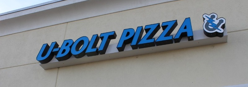 U-BOLT Pizza