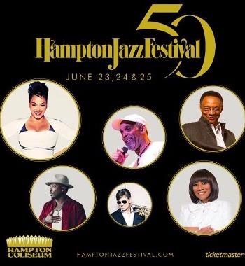 50th Annual Hampton Jazz Festival