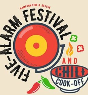 Hampton Fire & Rescue's Five Alarm Festival and Chili Cook-Off