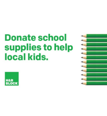 Mid Year School Supply Donation Drive